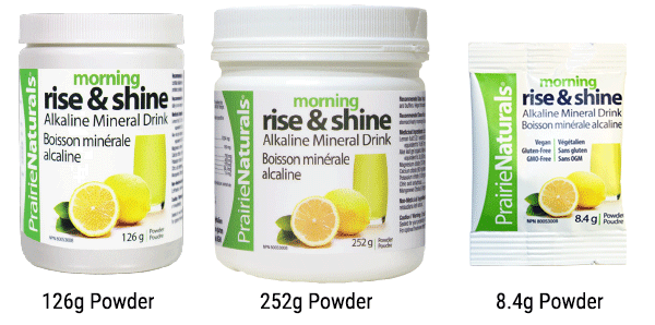Morning Rise and Shine products