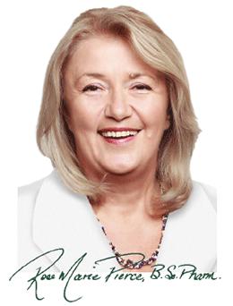 RoseMarie Pierce Holistic Pharmacist