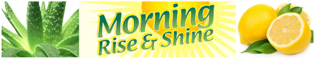 Morning Rise and Shine Lemon and Aloe image