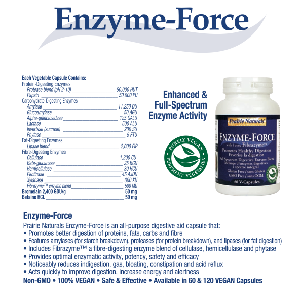 Enzyme-Force Brochure