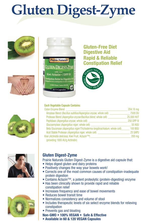 Gluten Digest-Zyme Brochure