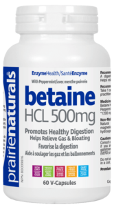 Betaine HCL from Prairie Naturals